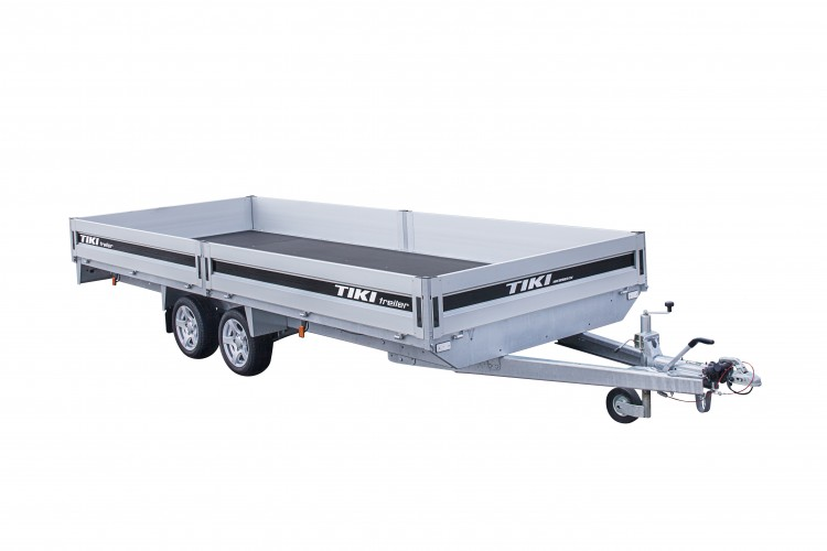 CP600-DRB/DROP/2850kg [Priekabų standartinė įranga gali skirtis nuo pavaizduotos komplektacijos paveiksliuke]