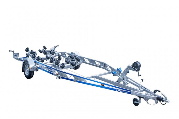 BP1800-LB Multiroller [Priekabų standartinė įranga gali skirtis nuo pavaizduotos komplektacijos paveiksliuke]