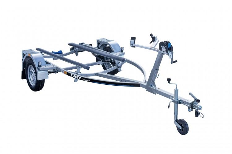 JS750-L Vandens motociklo priekaba [Priekabų standartinė įranga gali skirtis nuo pavaizduotos komplektacijos paveiksliuke]