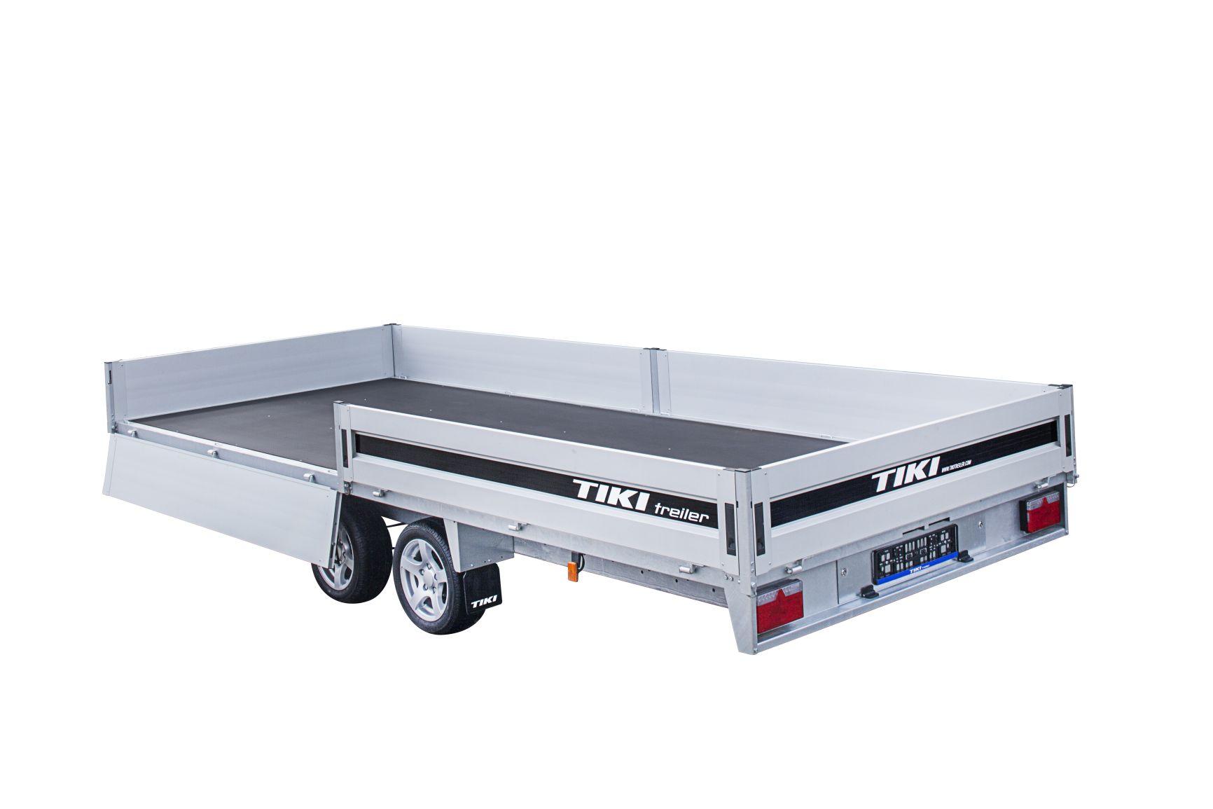 CP600-DRB/DROP/3500kg [Priekabų standartinė įranga gali skirtis nuo pavaizduotos komplektacijos paveiksliuke]