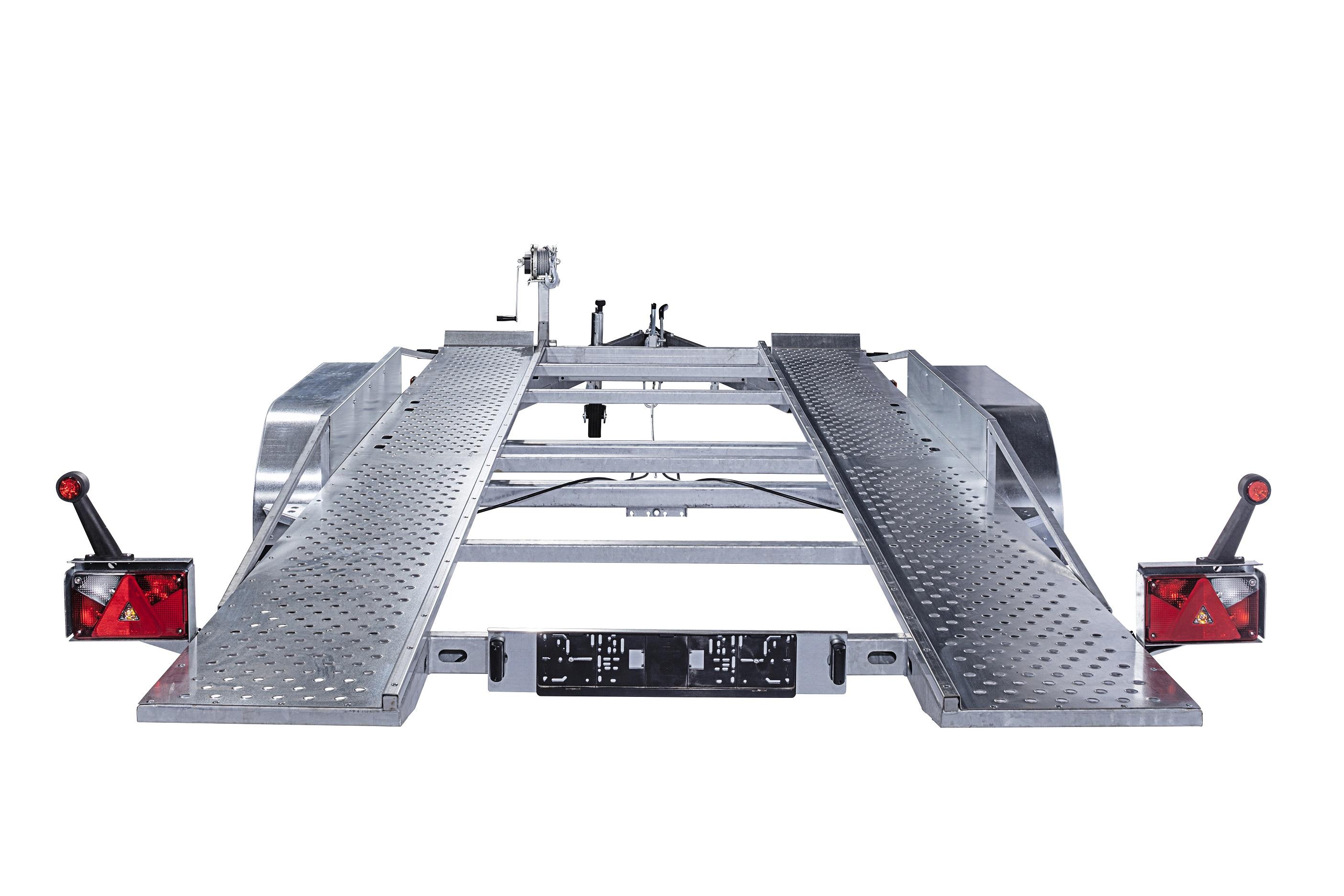 AP2600-DRB/N [Priekabų standartinė įranga gali skirtis nuo pavaizduotos komplektacijos paveiksliuke]