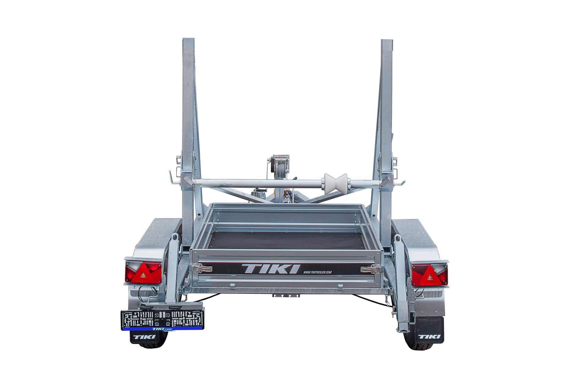 KP3500-DRB [Priekabų standartinė įranga gali skirtis nuo pavaizduotos komplektacijos paveiksliuke]