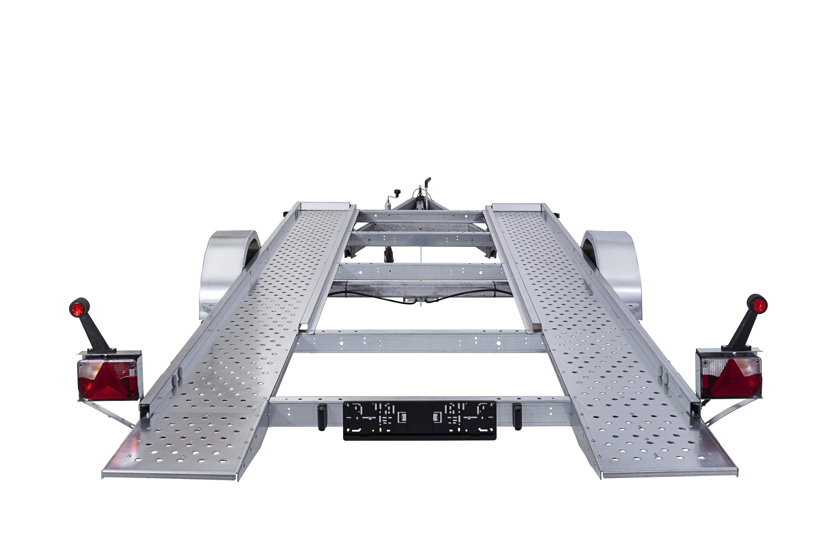AS1600-RB [Priekabų standartinė įranga gali skirtis nuo pavaizduotos komplektacijos paveiksliuke]