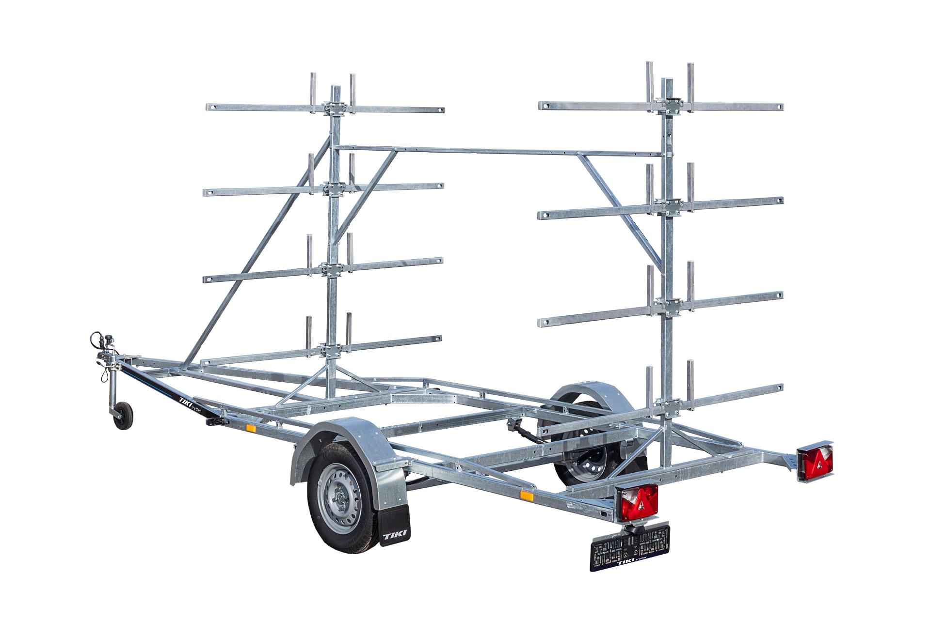 SP310-L KAYAK [Priekabų standartinė įranga gali skirtis nuo pavaizduotos komplektacijos paveiksliuke]