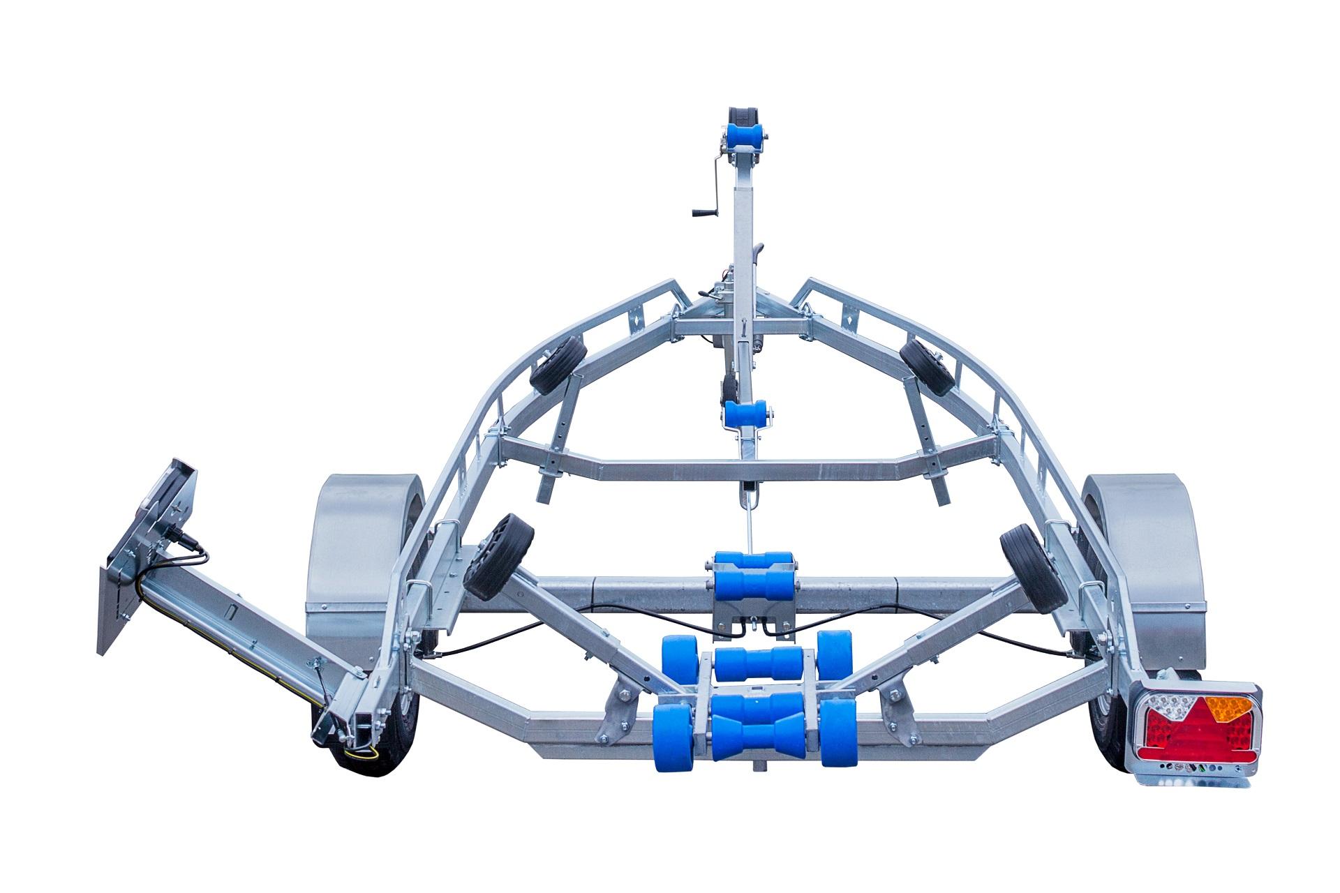 BP1500-RBA [Priekabų standartinė įranga gali skirtis nuo pavaizduotos komplektacijos paveiksliuke]